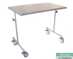 [ALTTPI1060ECO] TABLE PONT MANUELLE ÉCO (Made in France) - Alter Médical
